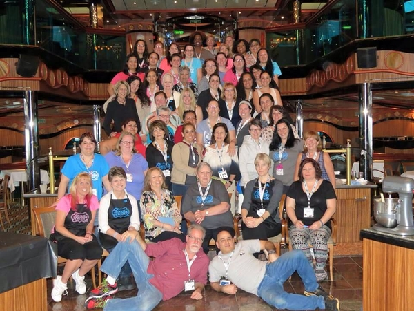 Cruise Cruise 2015 Attendees and Instructors