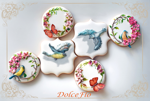 #1 - Scent of Spring by Dolce Flo