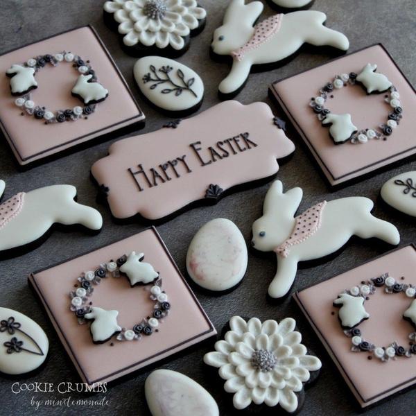 #3 - Easter Cookies by mintlemonade (cookie crumbs)
