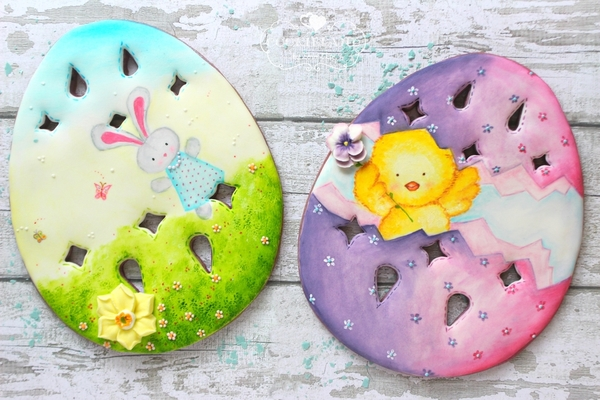 #9 - Huge Easter Cookies by Cookieland by ZorniZZa