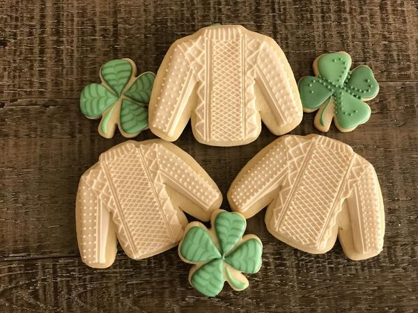 #2 - Irish Sweaters by Paige Gesing