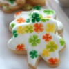 #5 - Shamrock Cookies (Tutorial): By My Cookie Clinic