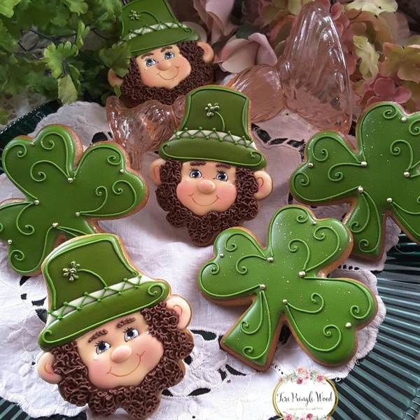 #6 - Little Leprechauns by Teri Pringle Wood