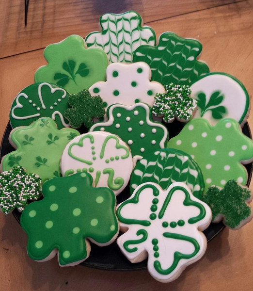 #7 - St. Patrick's Day by Sinful Decadence ~ Cari