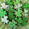 #9 - St. Patrick's Day: By TriciaZ@Tricia's Cookie Cottage