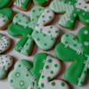 #10 - Patchwork Shamrocks: By Blue-Eyed Bakery