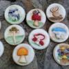 Magical Mushrooms: By MariaP