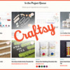 Craftsy Sale Banner: Photos and Logo Courtesy of Craftsy