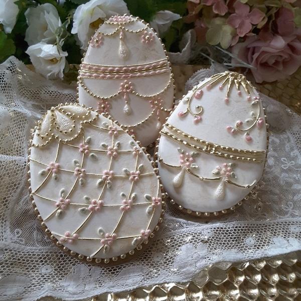 #4 - Jeweled Eggs by Teri Pringle Wood