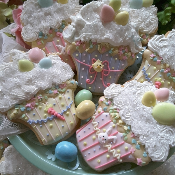 #10 - Cupcakes for Easter by Teri Pringle Wood
