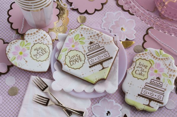 Julia's April Stencil Release - Both Duos Sets in Action!