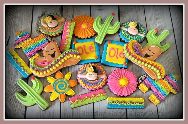 #1 - Cinco de Mayo by Rocking Horse Sugar Decor