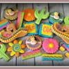 #1 - Cinco de Mayo: By Rocking Horse Sugar Decor