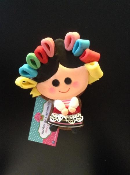 #2 - Mexican Doll by Sueños de Caramelo
