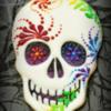 #6 - Sugar Skull: By Lucy (Honeycat Cookies)