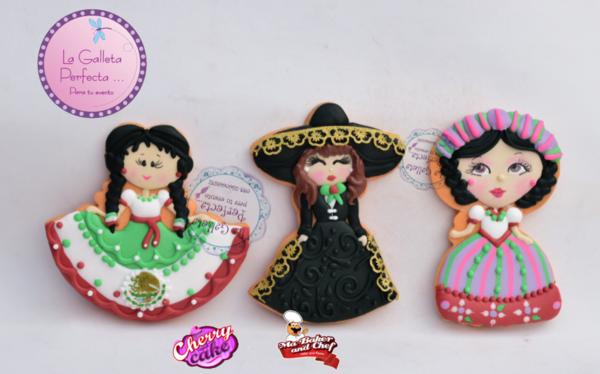 #7 - Mexicanas by SARAHY MILLÁN