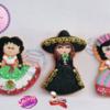 #7 - Mexicanas: By SARAHY MILLÁN