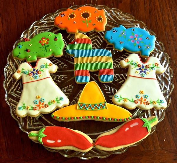 #8 - Fiesta Cookies by Kelley Hart