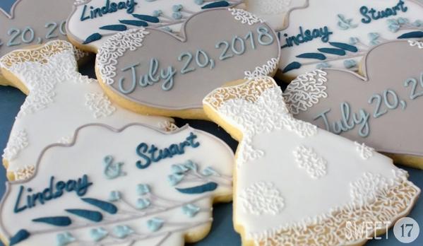 #4 - Wedding by Sweet17Cookies