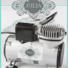 JULIA Compressor: Designed in Partnership with Badger Air-Brush Co.; Photo by Julia M Usher