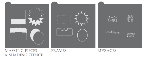 Message and Frame Set Contents