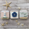 A Nautical Cookie Set: Design, Cookies, and Photo by Manu