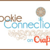 Cookie Connection on Craftsy Banner: Logos Courtesy of Craftsy and Cookie Connection; Cookie Connection Logo Design by Pretty Sweet Designs