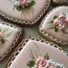 #7 - Wedding Heart: By Vshlykova