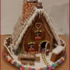 Sonja's Second Gingerbread House: Gingerbread House and Photo by Sonja Galmad