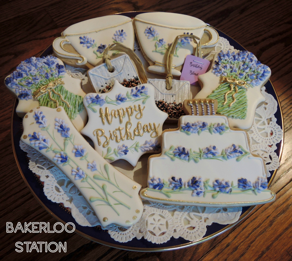 Lavender Tea Party | Bakerloo Station