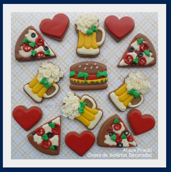 #3 - Cookies for My Dad by Alison Friedli