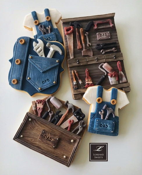 #4 - Workshop Fathers' Day Cookies by Lorena Rodríguez