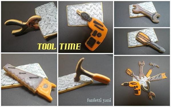 #6 - Tool Time by yani