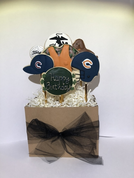 #7 - Fathers' Day Bouquet by The cookie that broke the mold