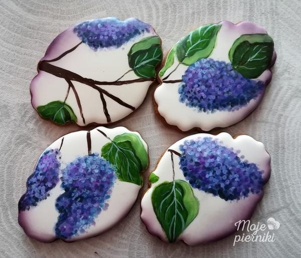 #4 - Lilacs by E. Kiszowara MOJE PIERNIKI
