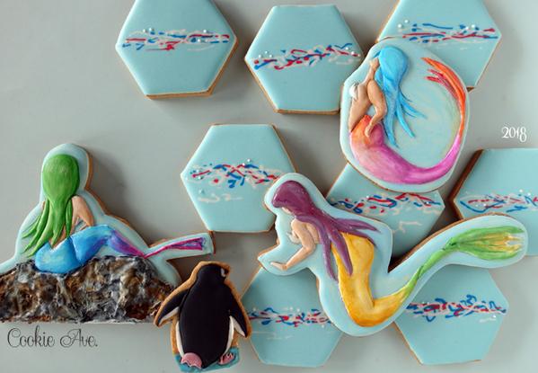 #3 - Little Mermaids by Ryoko ~Cookie Ave.