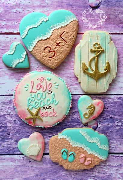 #8 - Beach Love by Cookieland