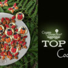 Top 10 Cookies Banner: Cookies and Photo by Annelise (Le bois meslé); Graphic Design by Julia M Usher