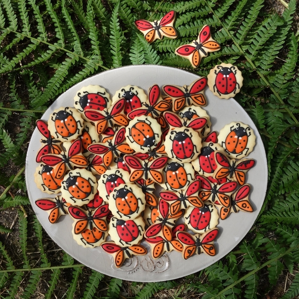 #6 - Bug Life Mini Cookies by Annelise (Le bois meslé)