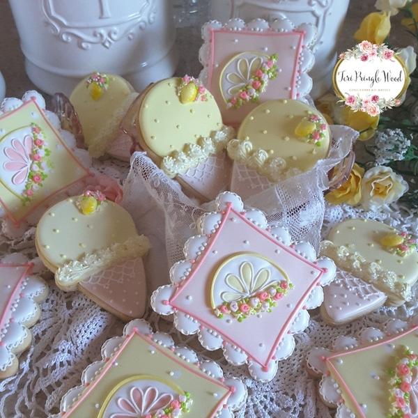 #2 - Lemon Treats by Teri Pringle Wood