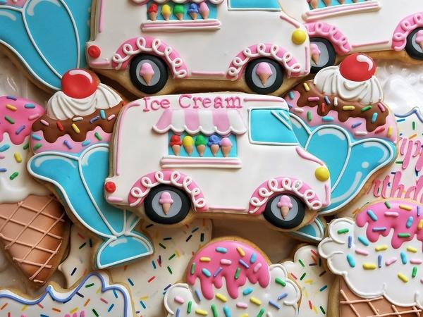 ice cream truck feature