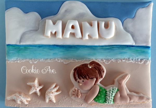 #6 - Happy Birthday, Manu by Ryoko ~Cookie Ave.