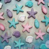 #5 - Starfish and Shell Cookies: By Gingerland