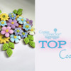 Top 10 Cookies Banner: Cookies and Photo by Deborah Probst; Graphic Design by Julia M Usher