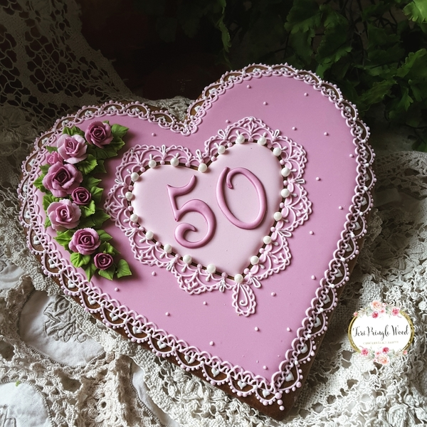 #7 - 50 Years of Love by Teri Pringle Wood