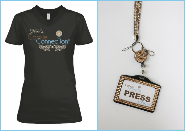 CookieCon Press OutfitBorder
