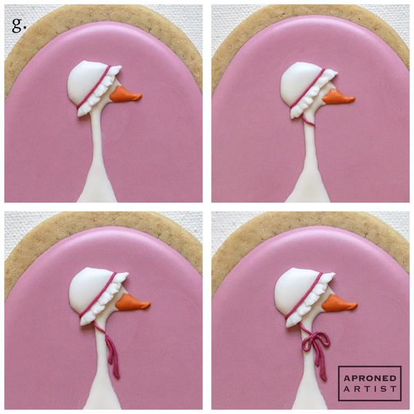 1g bonnet trim and bow