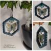 Isomalt Butterfly Suncatcher: By swissophie