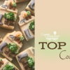 Top 10 Cookies Banner: Cookies and Photo by Lorena Rodríguez; Graphic Design by Julia M Usher