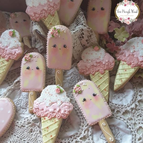 #1 - Ice Cream by Teri Pringle Wood